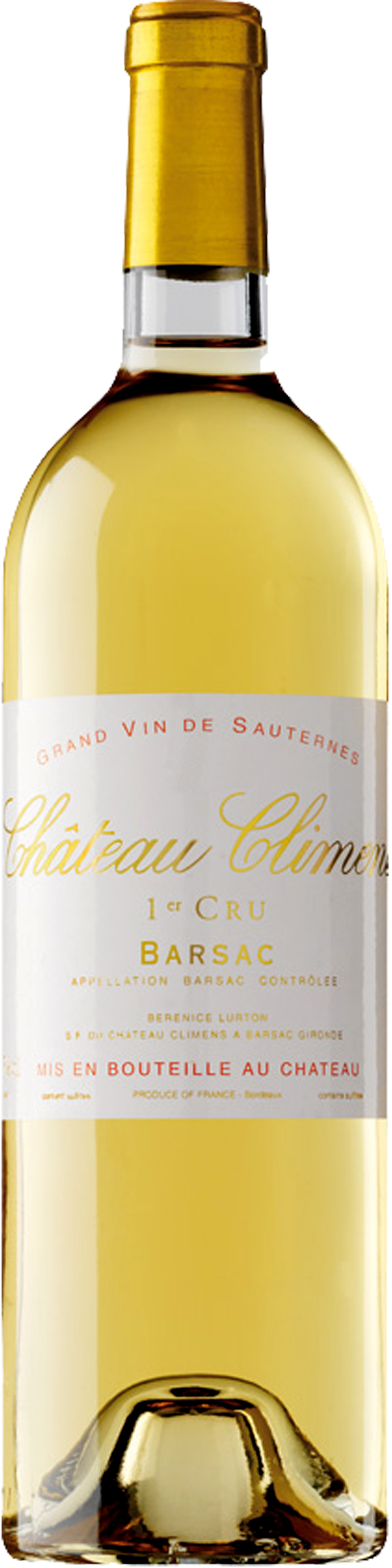Image of product Château Climens, 1er Cru Barsac