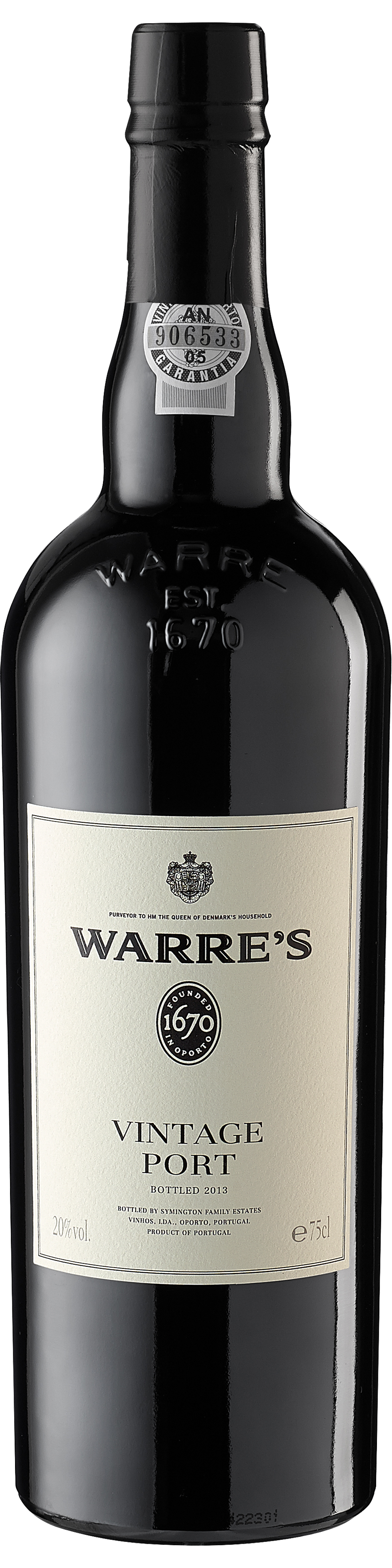 Image of product Warre's Vintage Port