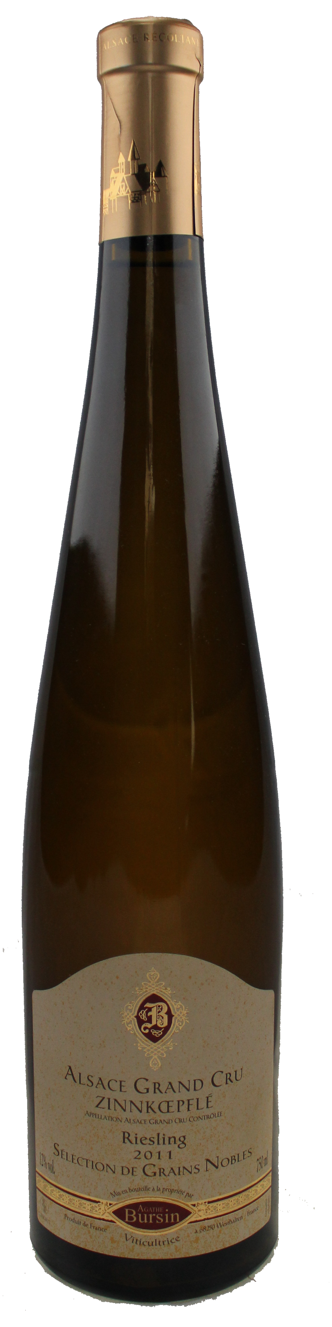 Image of product Riesling Grand Cru Zinnkoepfle Select Grains Noble