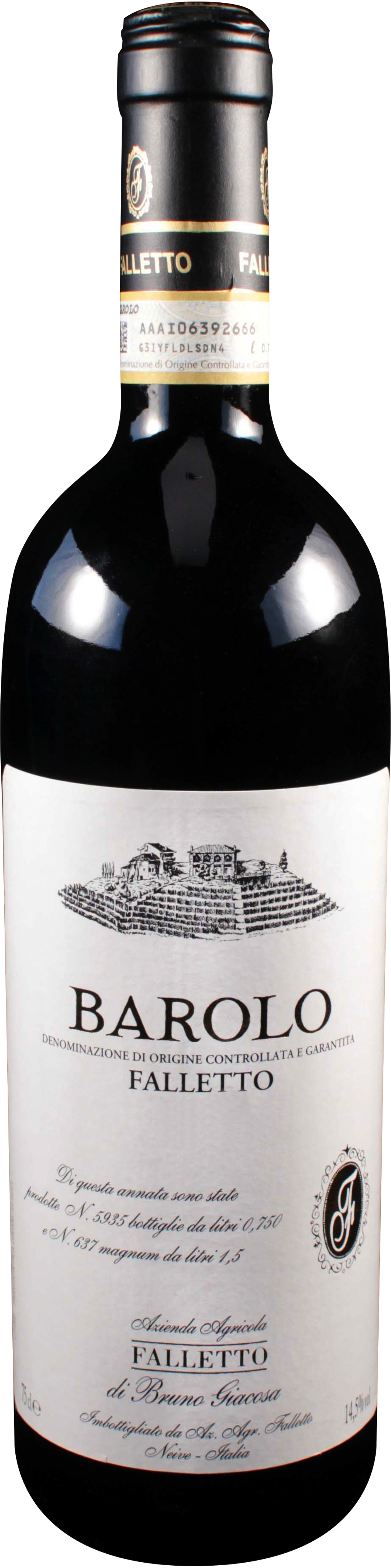 Image of product Barolo Falletto