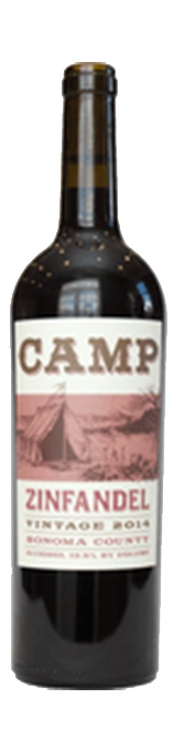 Image of product Camp Zinfandel