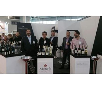 The London Wine Fair 2014 - Three terrific days!