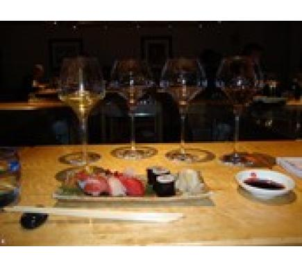 Querciabella dinner at Matsuri: an unforgettable experience