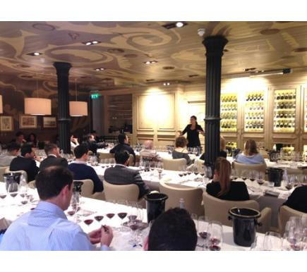 Gaia Gaja Presents the Fantastic Brunellos of Pieve di Santa Restituta
