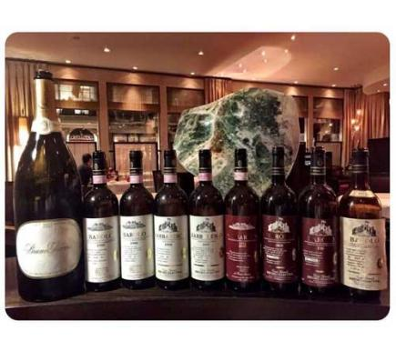 A Night to Remember with Giacosa