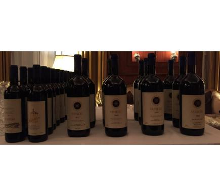 A Night to Remember: Sassicaia Dinner at the Italian Embassy
