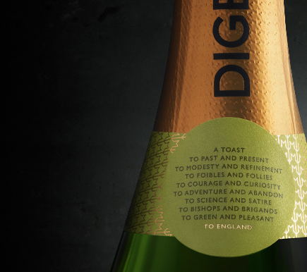 Digby Fine English Outshines French Rivals Krug & Dom Pérignon
