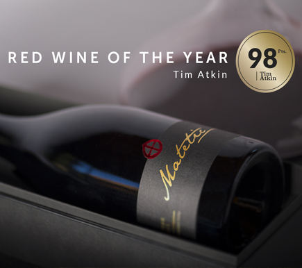 Matetic Vinyards Receive 98 Points For Iconic Cold-Climate Wine: The 2013 Matetic Syrah