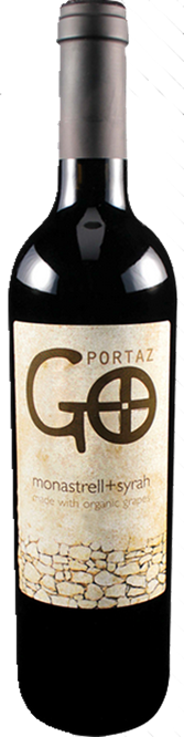 Image of product Portazgo Monastrell/Syrah (ORG), DO Jumilla