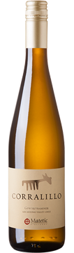 Image of product Corralillo Gewurztraminer Organic