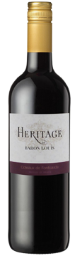 Image of product Héritage de Baron Louis Rouge