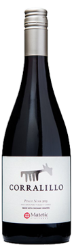 Image of product Corralillo Pinot Noir