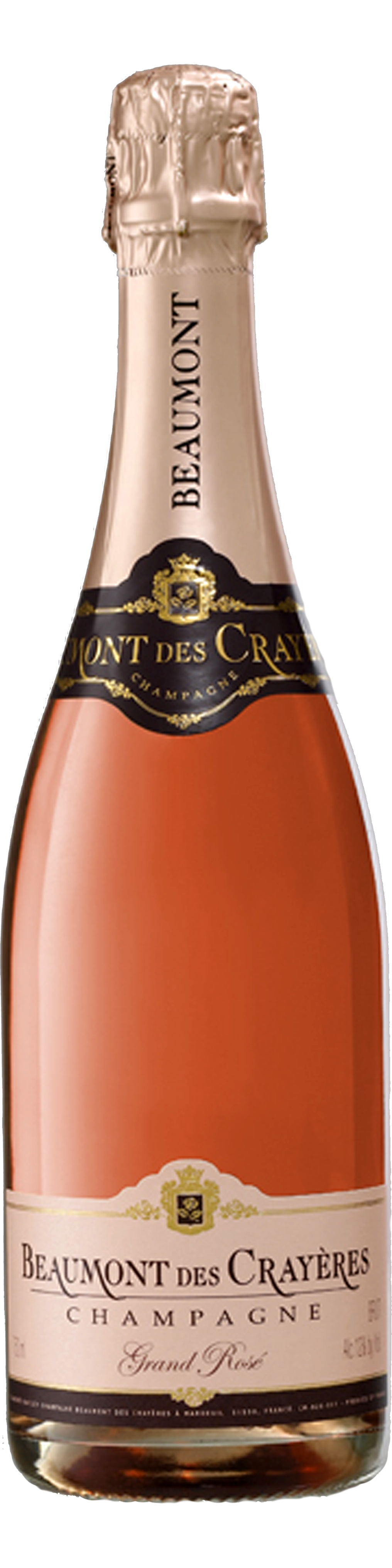 Image of product Beaumont des Crayères Grand Rosé