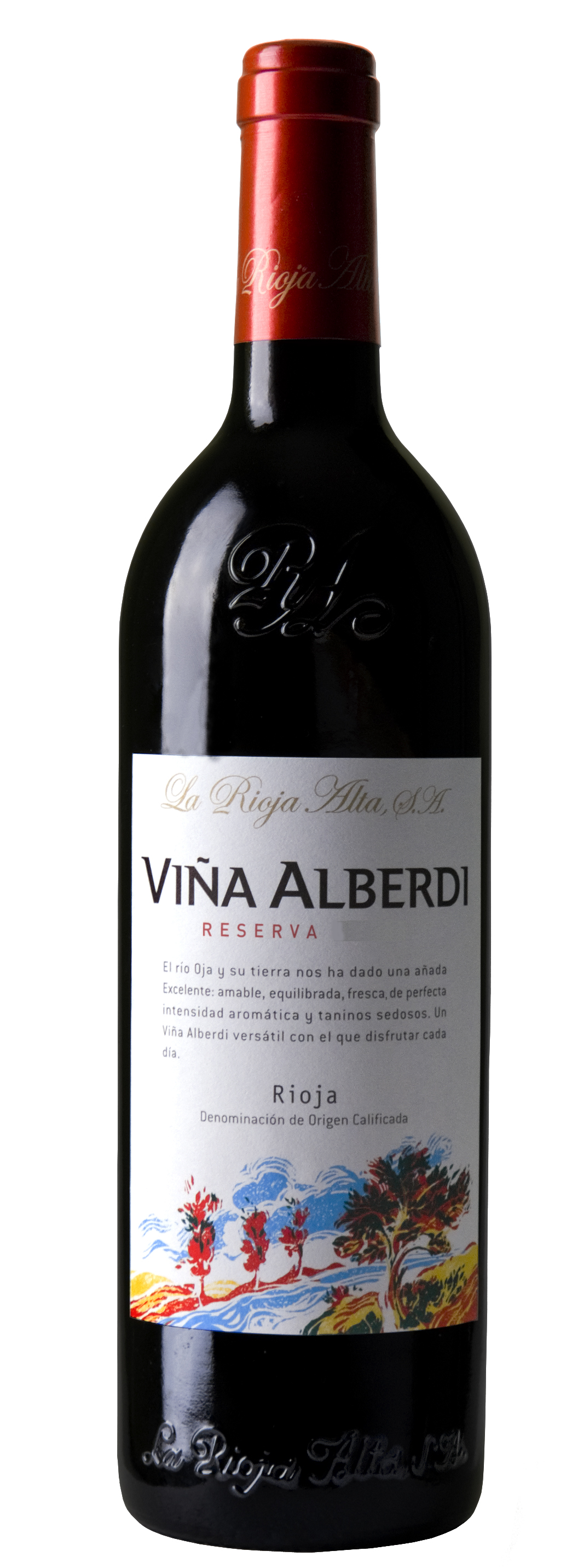 Image of product Viña Alberdi Reserva - promotion