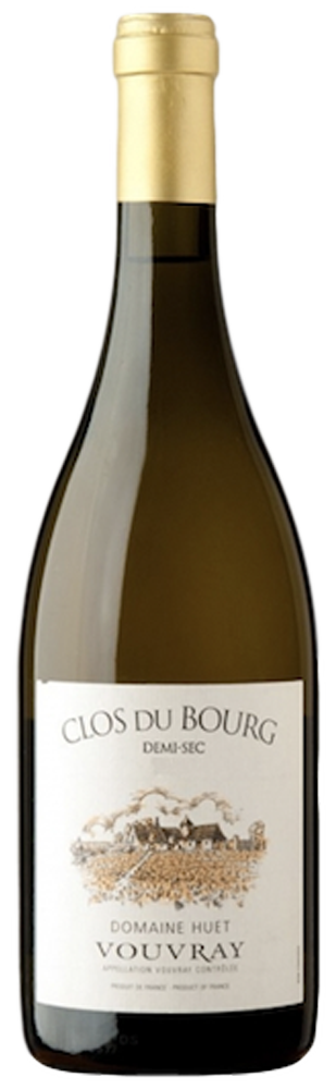 Image of product Vouvray Clos du Bourg Demi-Sec