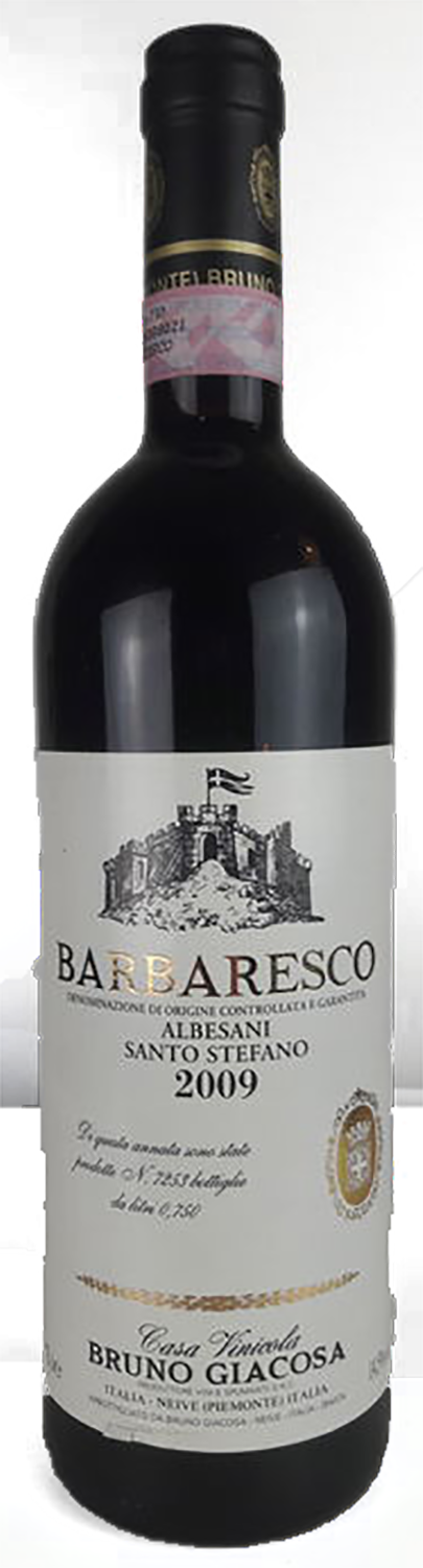 Image of product Barbaresco Albesani Santo Stefano