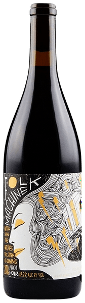 Image of product Folk Machine Pinot Noir 'Batten Down The Hatches'