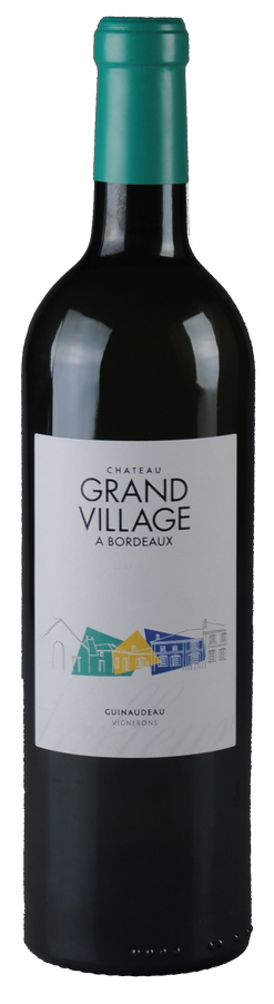 Image of product Château Grand Village Blanc, Bordeaux Blanc