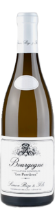 Image of wine Bourgogne Blanc Les Perrières
