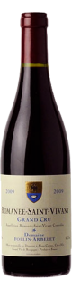 Image of wine Romanée St Vivant Grand Cru