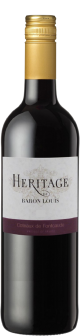 Image of wine Héritage de Baron Louis Rouge