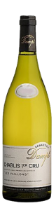 Image of wine Chablis 1er Cru Vaillons