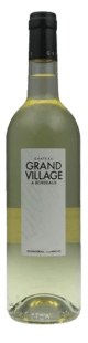 Image of wine Château Grand Village Blanc, Bordeaux Blanc