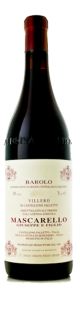 Image of wine Barolo Villero