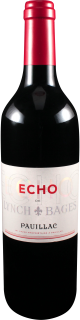 Image of wine Echo de Lynch Bages, 5ème Cru Pauillac