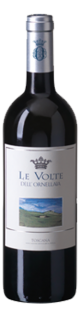 Image of wine Le Volte, wooden case
