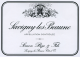 Image of wine Savigny Les Beaune Blanc
