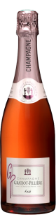 Image of wine Gratiot-Pillière Rosé