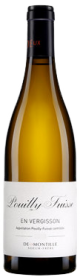 Image of wine Pouilly Fuissé En Vergisson