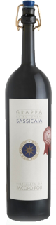 Image of wine Grappa Barili di Sassicaia
