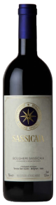 Image of wine Sassicaia