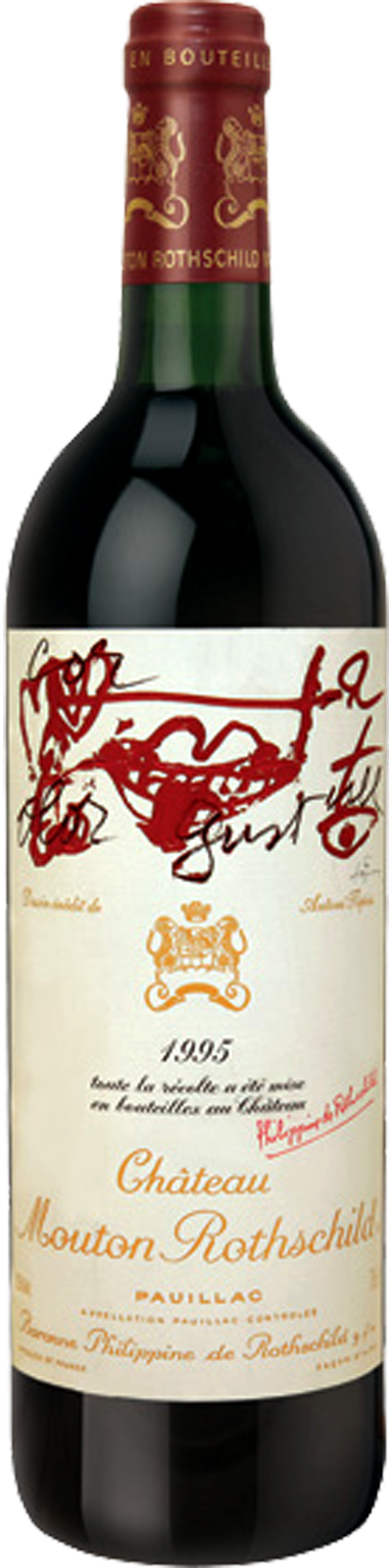 Image of product Château Mouton Rothschild, 1er Cru Pauillac